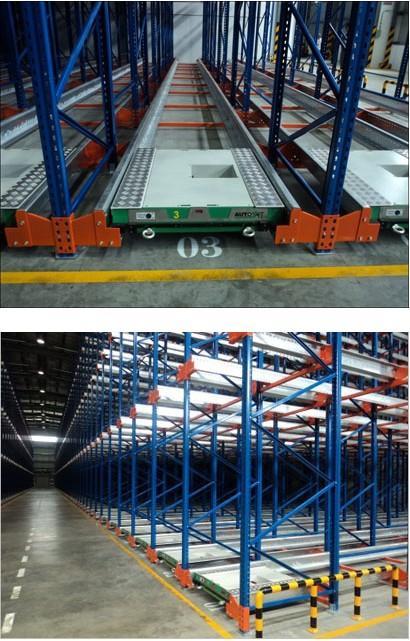 穿梭式货架|穿梭车|北京穿梭车货架图片|穿梭车货架图片